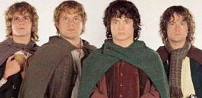 Hobbits Strawberry Children