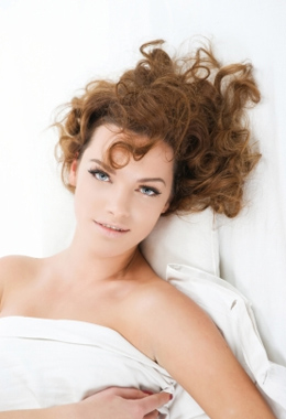Wake up with beautiful curls
