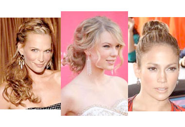 Top 10 Summer Hairstyles (Type 1s, 2s and 3s)