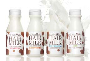 Hair Milk Collection