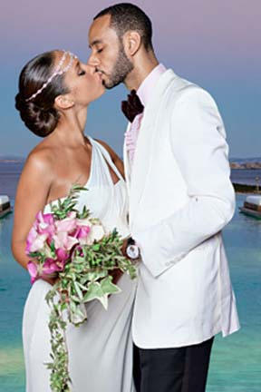 Alicia Keys Weddings