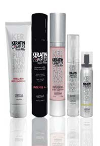 Keratin Complex Products