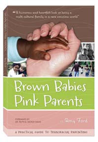 Brown Babies Pink Parents