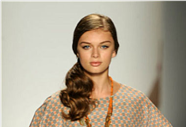 Get These Runway Hair Styles