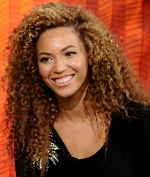 Beyonce Curly Hair on Beyonc   Baby Rumors Heat Up From Natural Hair Talk