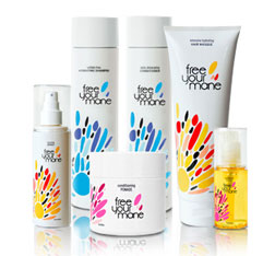 Free Your Mane products