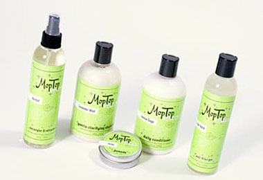 Curly Girl Designs Cone-free, Sulfate-free Line