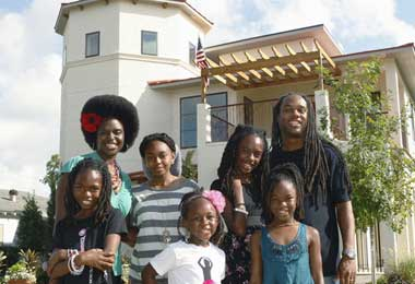 Natural Hair Family Gets An Extreme Makeover