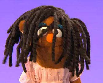sesame street natural hair video