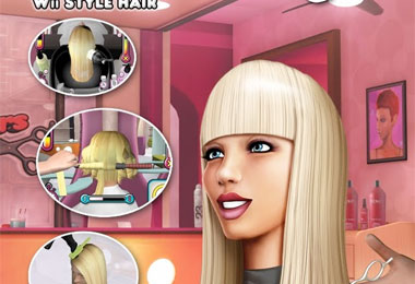 Redken Releases Its Very Own Hairstyling Video Game