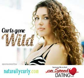 Curls Gone Wild Logo
