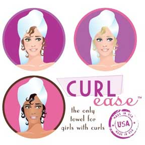 CURL-ease™ Towels