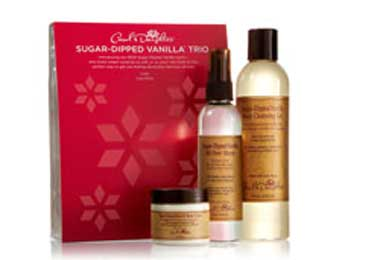Lisa Price: Sugar-Dipped Vanilla Bath and Body Collection