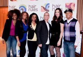 Hair Rules Team