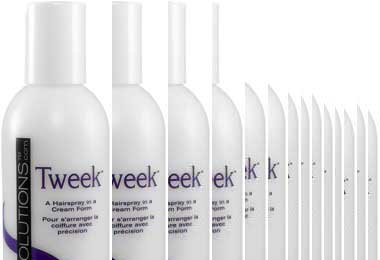 Curly Hair Solutions' Tweek is the Answer to Holiday Hair Needs
