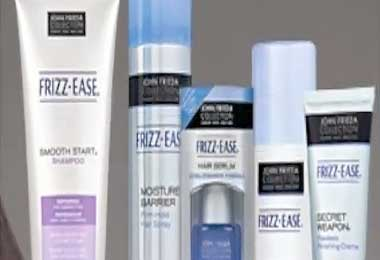 The Frizz-Ease Experience by John Frieda