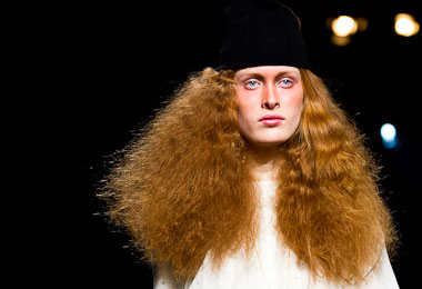 Fall Fashion Week 2011: Textured Hair Rocks the Runway