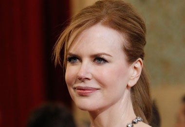 2011 Oscar Hair: How to Get Nicole Kidman's Playful Ponytail!