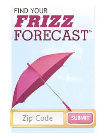 Previsión de frizz