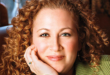 Jodi Picoult Talks Curls