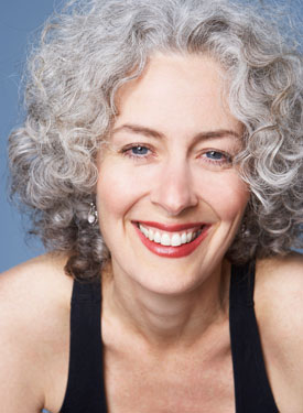How To Make Gray Hair Shine Naturally
