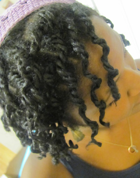 graduation hairstyles for natural hair
