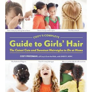 guide to girls hair