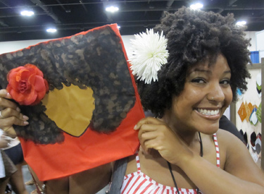 World Natural Hair Show 2011