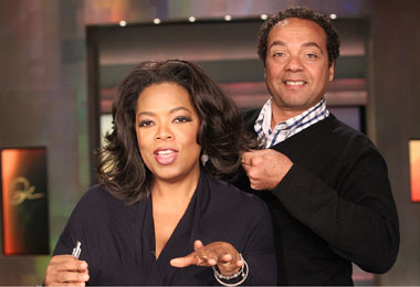 Win a Makeover By Andre Walker on Oprah!