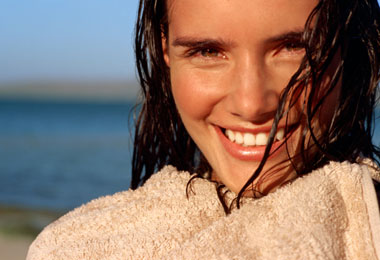 Curly Hair Care for Swimming & Summer Humidity
