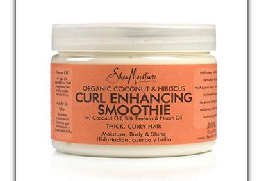 Shea Moisture Organic Coconut & Hibiscus Curl Enhancing Smoothie