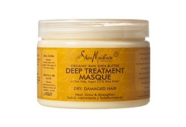 Shea Moisture Raw Shea Butter Deep Treatment Masque