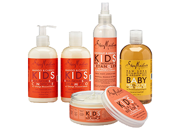 SheaMoisture Kids Line