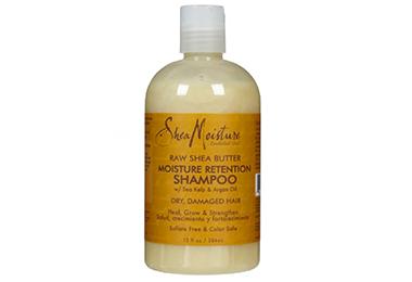 SheaMoisture Organic Raw Shea Butter Retention Shampoo