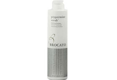 Brocato Peppermint Scrub Purifying Shampoo