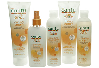 Cantu Care for Kids Line
