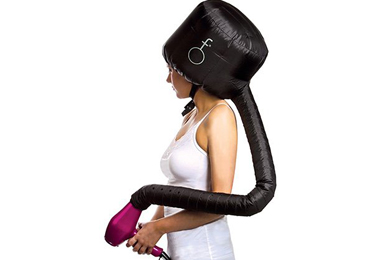 Curlformers Deluxe Softhood Hair Dryer Attachment