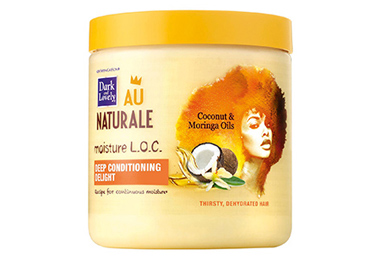 Dark and Lovely Au Naturale Moisture L.O.C. Deep Conditioning Delight