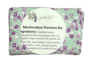 Jakeala Marshmallow Root Shampoo Bar