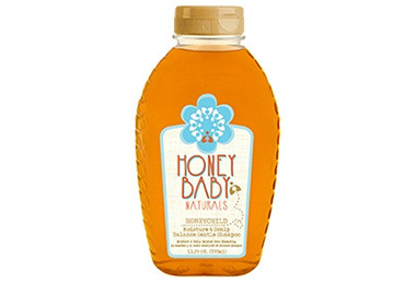 Honey Baby Naturals Honeychild Moisture & Scalp Balance Gentle Shampoo