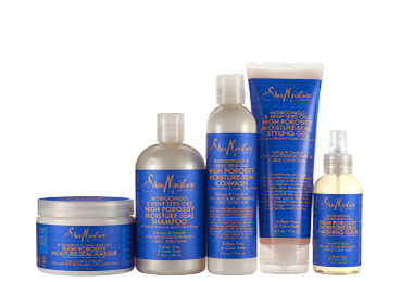 SheaMoisture High Porosity Collection