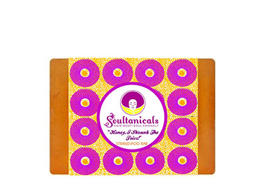 "Soultanicals ""Honey, I Shrunk The Frizz!"" Strand-Poo Bar"