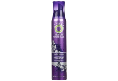 Herbal Essences Totally Twisted Curl Boosting Mousse