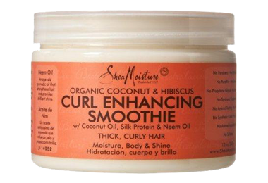 Shea Moisture Organic Coconut and Hibiscus Curl Enhancing Smoothie