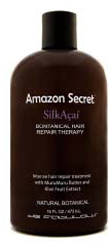 Amazon Secret Silk Acai Botanical Hair Repair Therapy