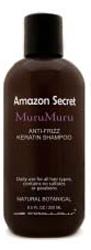 Amazon Secret MuruMuru Anti-Frizz Keratin Shampoo