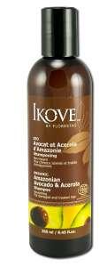 IKove Amazonian Avocado & Acerola Shampoo (Damaged or Treated Hair)