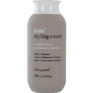 Straight Making No Frizz Styling Cream for Medium to Thick Hair