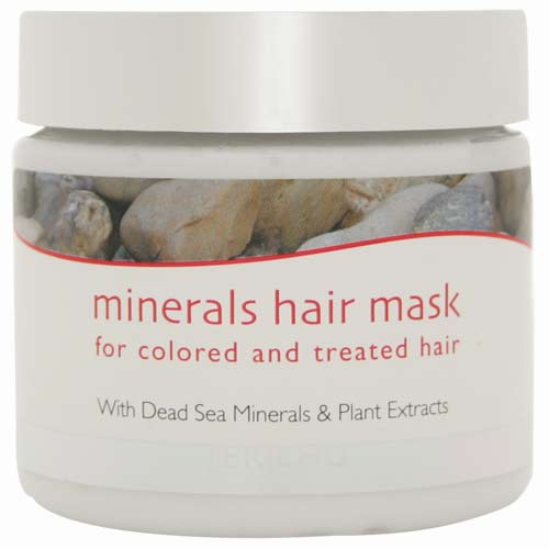 Minerals Hair Mask for Colored and Treated Hair