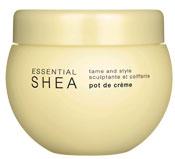 Essential Shea Tame and Style Pot de Crème
